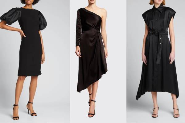45 modernih malih crnih haljina prema obliku tijela