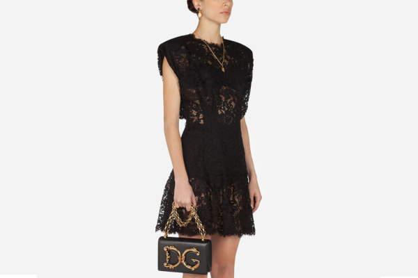 10 prekrasnih čipkastih haljina Dolce & Gabbana