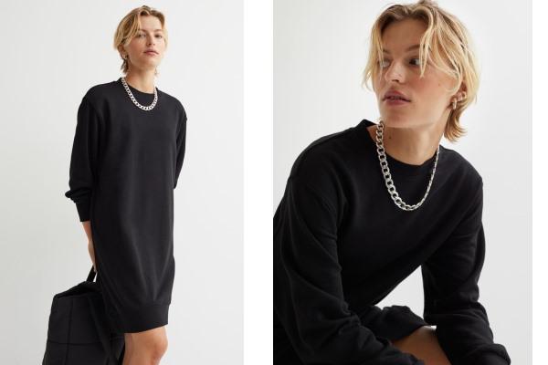 H&M haljine jesen zima 2021 -2022