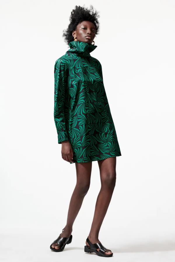 Zara haljine za punije žene jesen - zima 2021/2022.